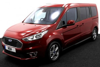 Wheelchair Accessible Vehicle NEW Ford Tourneo Red 2 2