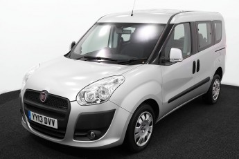 Wheelchair Accessible Vehicle FIAT DOBLO SILVER YY13DVV 2