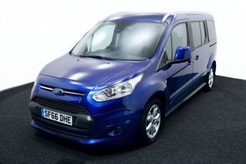 Wheelchair Accessible Vehicle FORD TOURNEO CONNECT SF66DHE BLUE 2