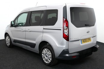 Wheelchair Accessible Vehicle Ford Tourneo Connect HG15LFH Image three