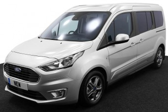 Wheelchair Accessible Vehicle NEW Ford Tourneo Grand Connect Moondust Silver 2