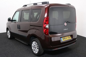 Wheelchair Accessible Vehicle Fiat Doblo MM64HDH 3