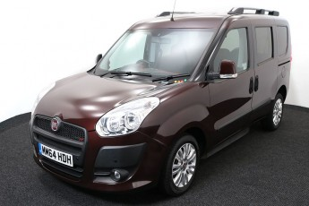 Wheelchair Accessible Vehicle Fiat Doblo MM64HDH 2