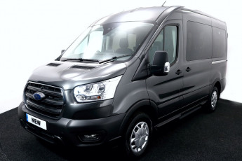 Wheelchair accessible vehicle Ford Transit AX S NEW grey 2