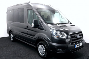 Wheelchair accessible vehicle Ford Transit AX S NEW grey 1