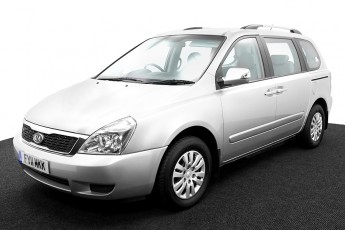 Wheelchair Accessible Vehicle KIA Sedona FY11MKK Silver 2 2