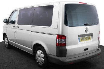 Wheelchair Accessible Vehicle YN12BGX Volkswagen Transporter Silver 3 2