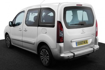 Wheelchair Accessible Vehicle SG63WJL Peugeot Partner Silver 3 2