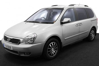 Wheelchair Accessible Vehicle YJ11DGX Kia Sedona Silver 2 2