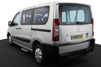Wheelchair Accessible Vehicle YN15FTC Peugeot Expert Silver 3 2