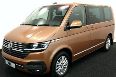VW Caravelle New Copper Bronze Fiorella 2