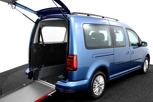 Volkswagen Caddy Ramp
